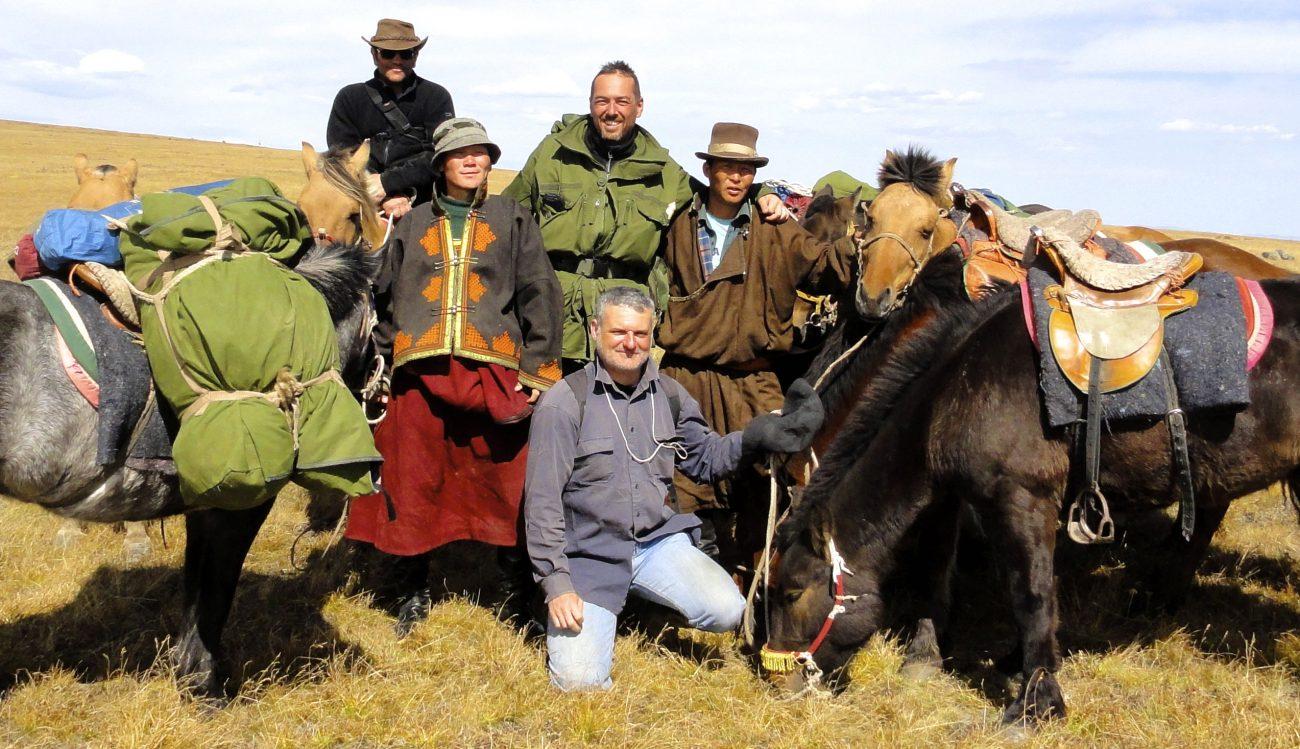 Trappeur Mongolie