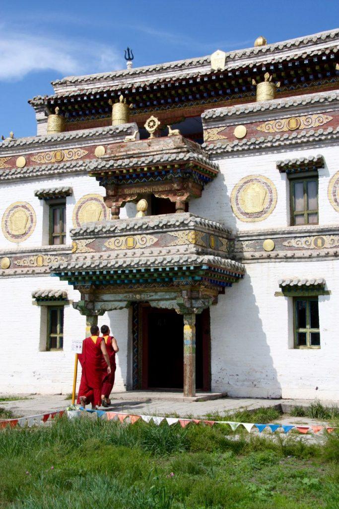 Monastère d'Erden Zuu