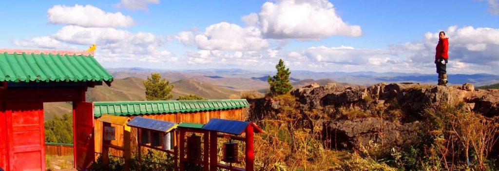 Monastère de Tuvkhun Orkhon Mongolie