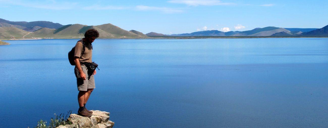 Trek Terkhiin Tsagaan Nuur Mongolie