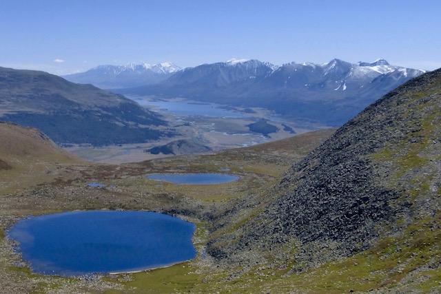 Lac Khoton Altai Mongolie