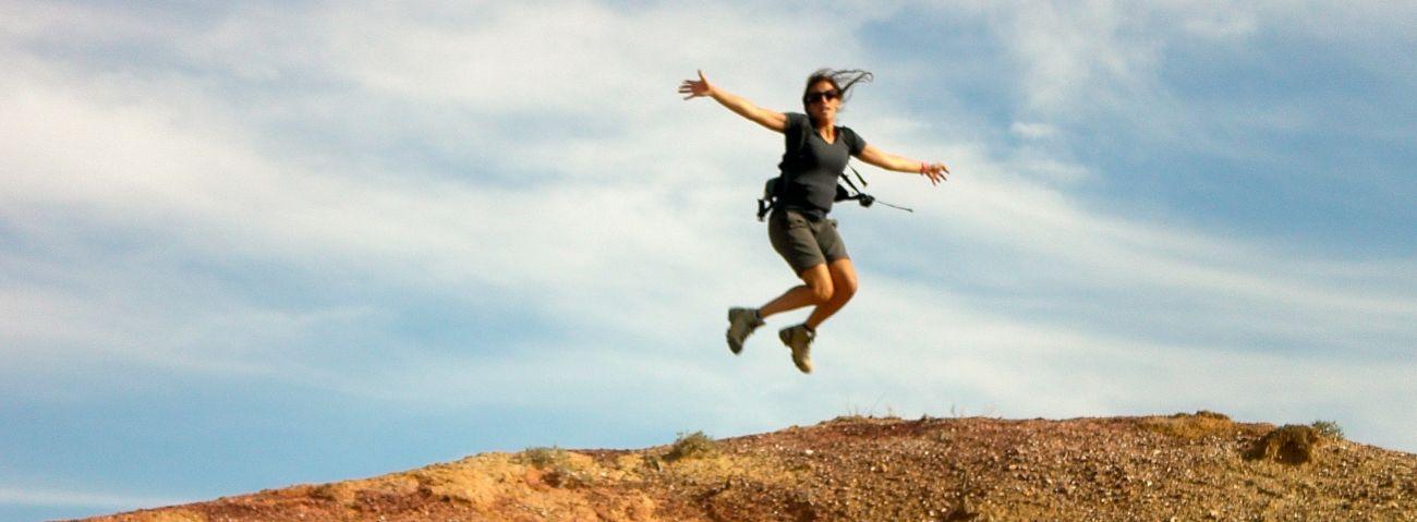 Trek à pied en Mongolie